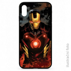 Apple iPhone XS pouzdro zadní multicolored Iron Man
